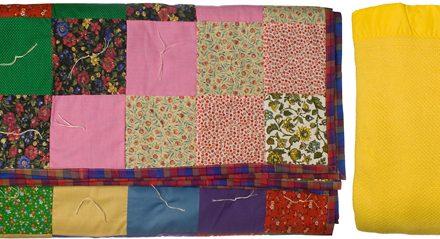 Comforters & blankets kits